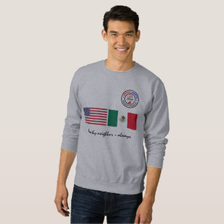 Love Thy Neighbor - Always sweatshirt 15