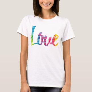Love Tie Dye Shirt