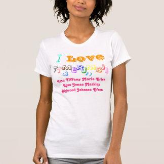Love Tiff, But Caroline the mostestest T-Shirt