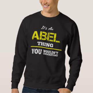 Love To Be ABEL Tshirt