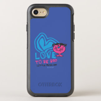 Love To Be Bad | Deformed Heart OtterBox Symmetry iPhone 8/7 Case