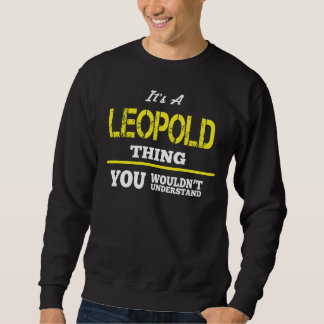 Love To Be LEOPOLD Tshirt