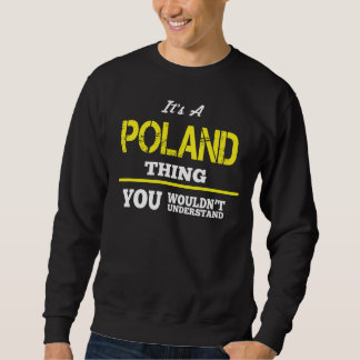 Love To Be POLAND Tshirt