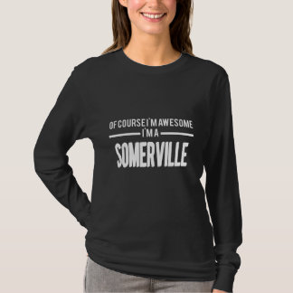 Love To Be SOMERVILLE T-shirt