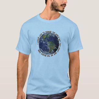 Love to Change World Source Code T-Shirt