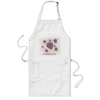 Love To Cook! Aprons