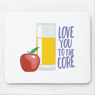 Love To Core Mouse Pad
