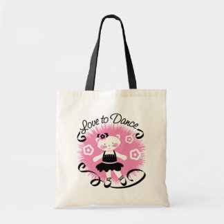 Love to Dance Ballet Tote