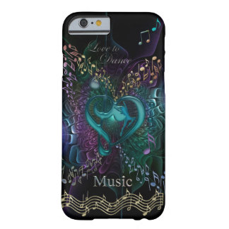 Love to Dance ~ Music Dancer iPhone 6 Case