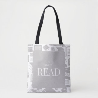 Love to Read Tote