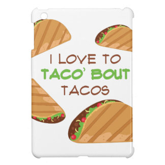 Love To Taco Cover For The iPad Mini