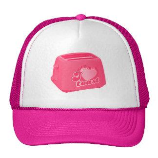 Love Toast Trucker Hat