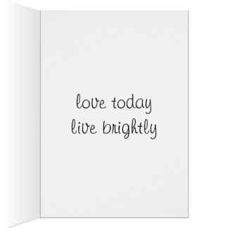 Love Today Card