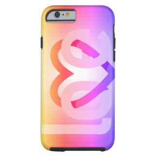 Love Tough iPhone 6 Case