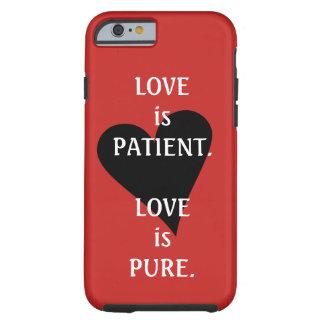 LOVE TOUGH iPhone 6 CASE