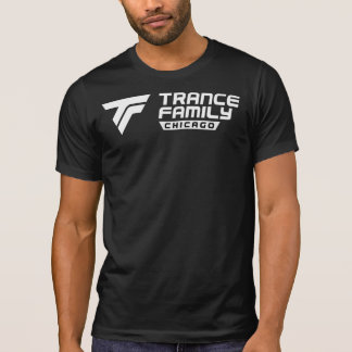 LOVE TRANCE FAMILY logo + hart in the back T-Shirt