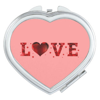 Love Travel Mirror