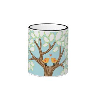 Love Tree (Day) Ringer Coffee Mug