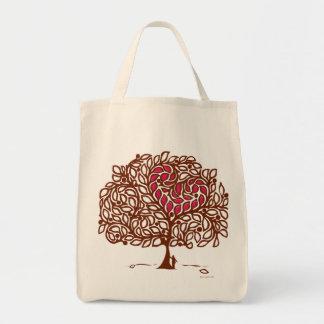 Love Tree Organic Tote bag