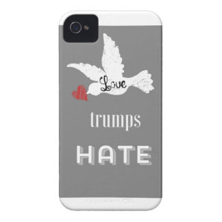 Love Trumps Hate Phone Cover