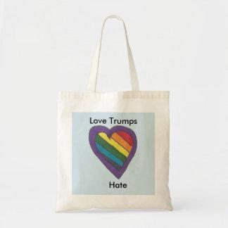 Love Trumps Hate Tote
