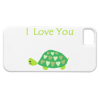 Love Turtle Case For The iPhone 5