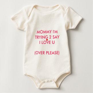 LOVE U! Baby t-shirt