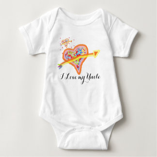 love uncle infant tee