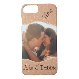 Love   Upload Photo   Personalized iPhone 8/7 Case