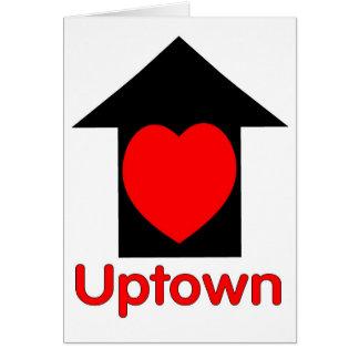 Love Uptown Card