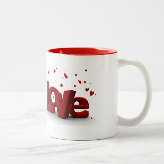 Love Valentine's Day Gift Mug