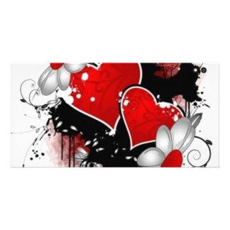 love vectors photo cards