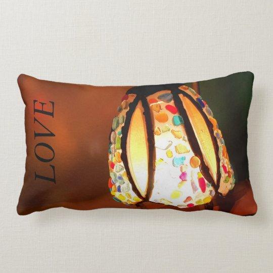 Love vintage pillow