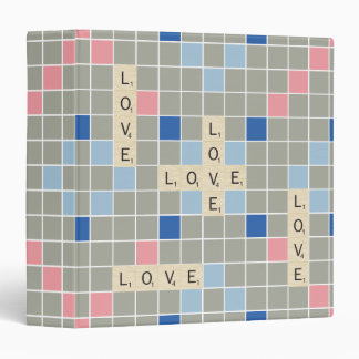 Love Vinyl Binder