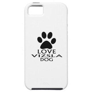 LOVE VIZSLA DOG DESIGNS iPhone 5 COVER