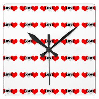 Love Wallclocks