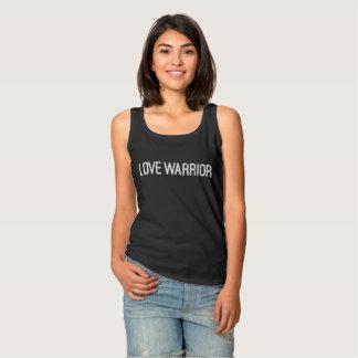 Love Warrior Basic Tank Top