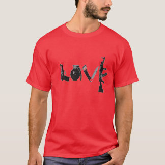 Love Weapons T-Shirt