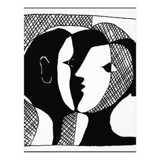 Love Whisper Letterhead