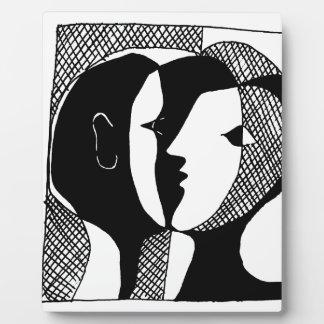 Love Whisper Plaque