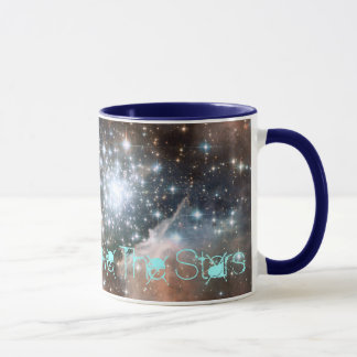 Love Will Move mug
