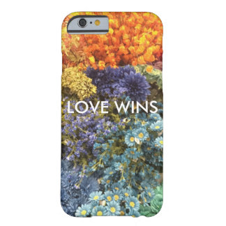 LOVE WINS BARELY THERE iPhone 6 CASE