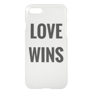 Love wins iPhone 8/7 case