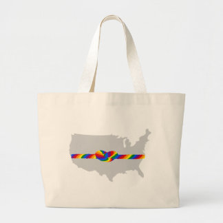 Love Wins Large Tote Bag
