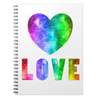 Love Wins Notebook
