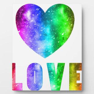 Love Wins Plaque