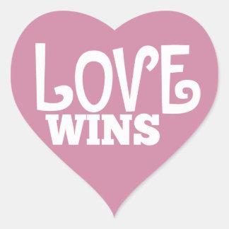 Love Wins Stickers