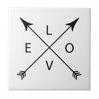 Love with Arrows Tile