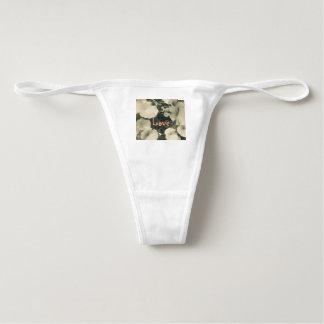 Love with Flowers Women's Underwear