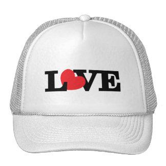 Love With Heart Trucker Hat